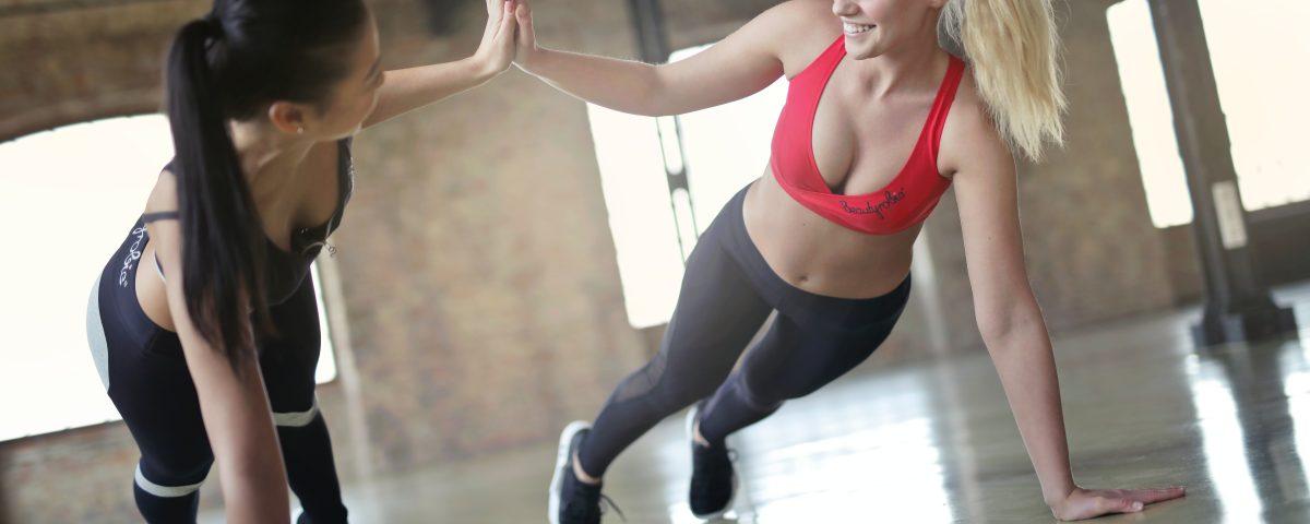 Tabata - trening na spalanie tłuszczu