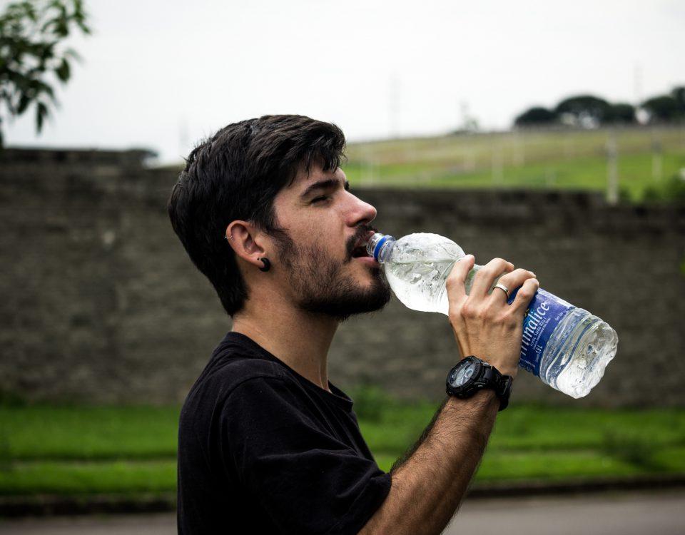 Jak pozbyc sie wody z organizmu